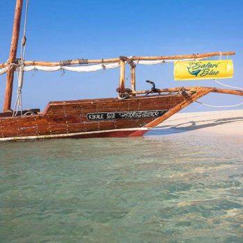 Safari blue Zanzibar