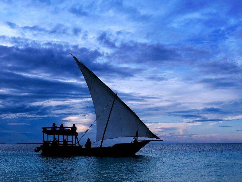 Zanzibar Dhow Sunset Cruise