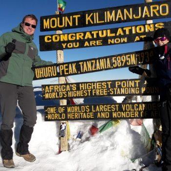 Conquer Mount Kilimanjaro