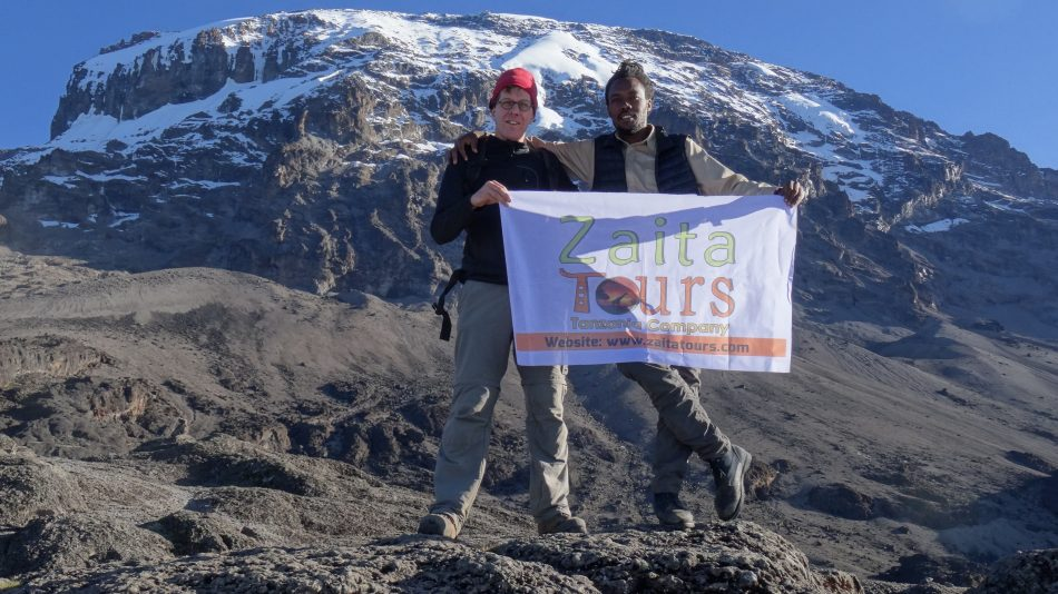 7 Days Machame Route Itinerary