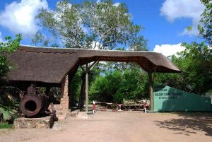 Mtemere_Gate,_Selous_Game_Reserve