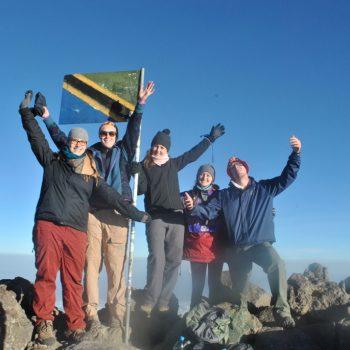 4 Days Mount Meru Trekking