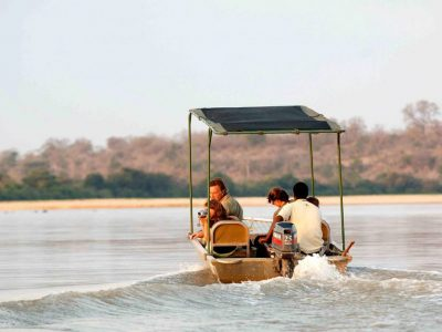 4 Days Selous Game Reserve Safari