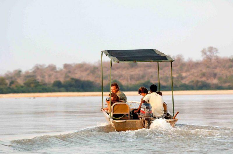 4 Days Selous Game Reserve Safari
