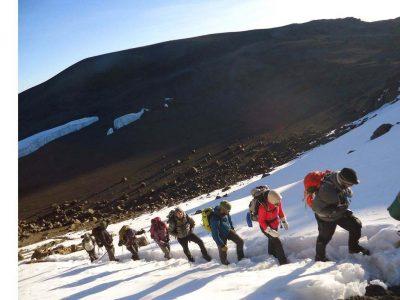 7 Days Lemosho Route Climbing