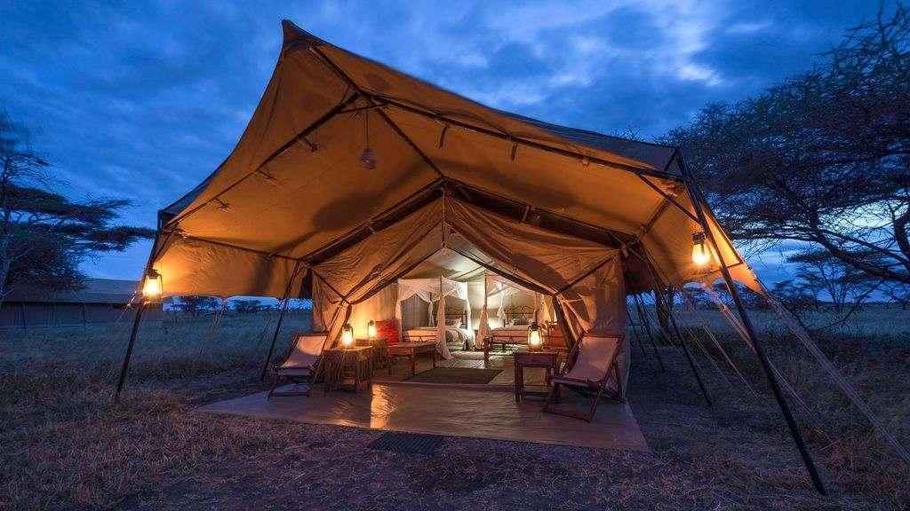 7 Day Camping Safari Tanzania Budget