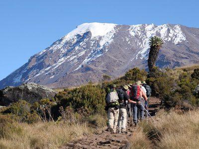 Marangu Route 6 Days