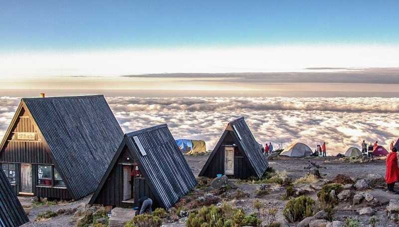 5 Days Kilimanjaro Climb Marangu Route