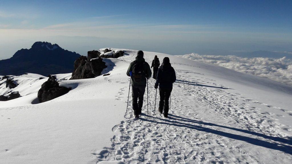 kilimanjaro budget climb