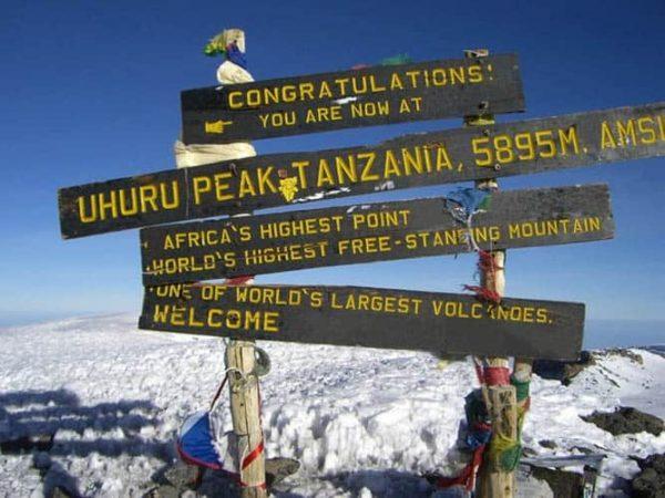 12 Days Budget Kilimanjaro Safari Holiday