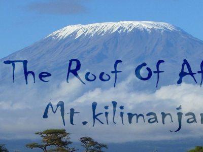 Kilimanjaro and safari package