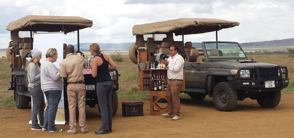 Tanzania Safari Luxury 2