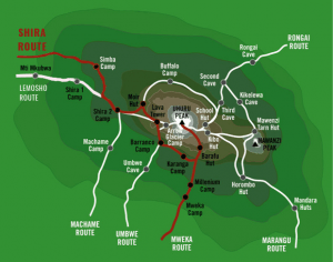 Shira Map