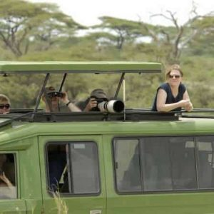 Affordable Shared Safari