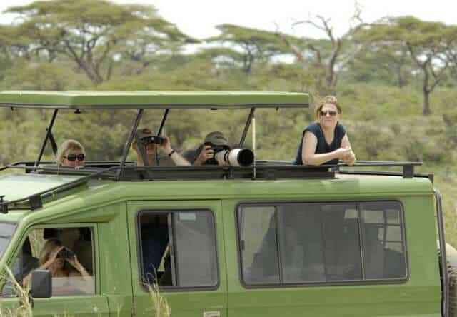 Affordable Shared Safari