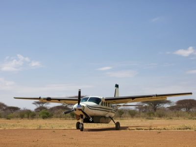8 Days Tanzania Fly-In Safari