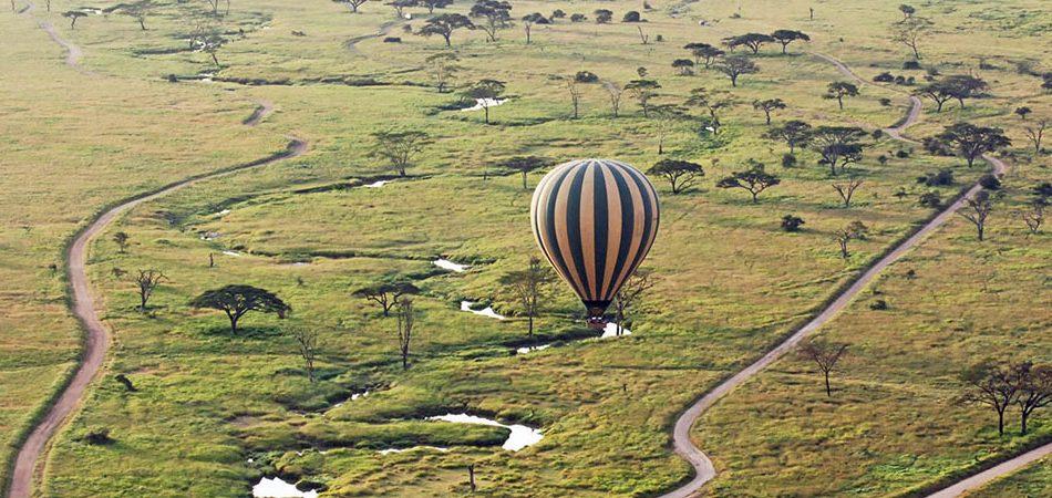 Serengeti Balloon Ride