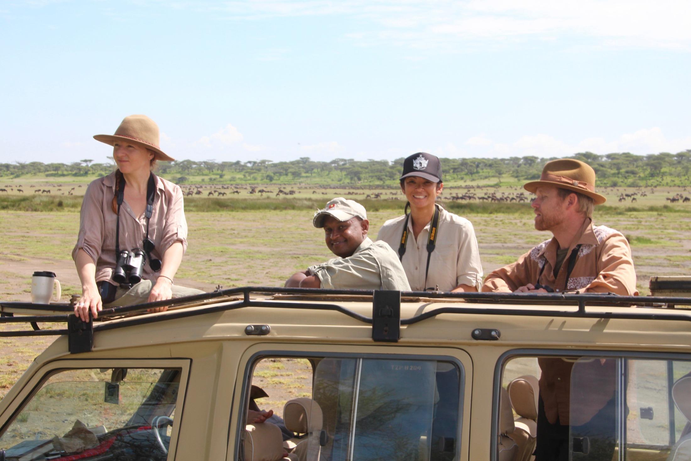 2 days budget tours in tanzania