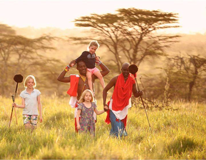 12 Day Affordable Family Safari In Tanzania