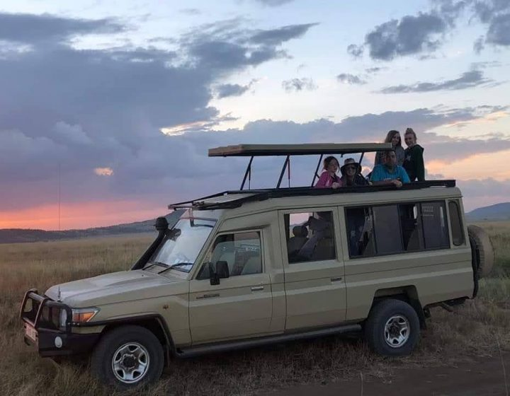 3 Days Affordable Lodge Safari in Tanzania
