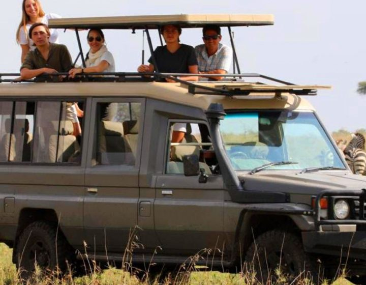 5 Days Budget Safari Tanzania