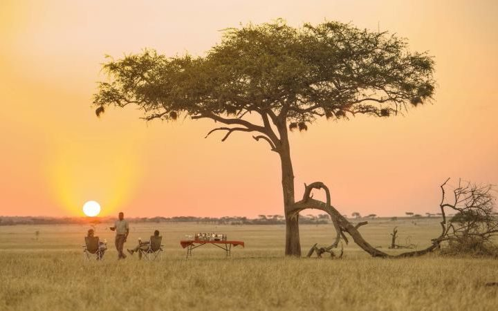 8 Days Luxury Safari Honeymoon