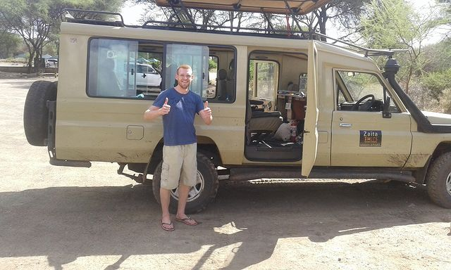 4 Days Lake Natron & Serengeti