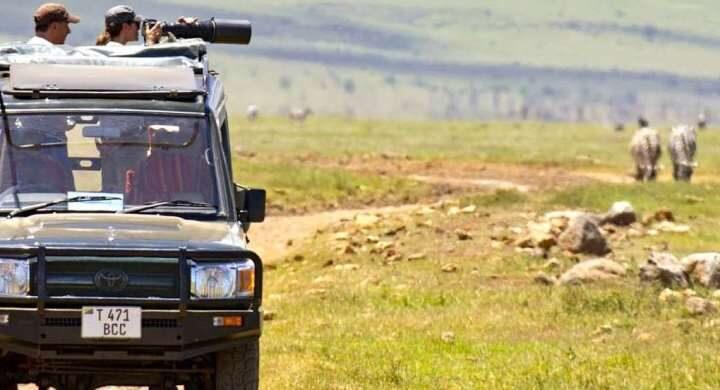 3 Days Tanzania Honeymoon Safari