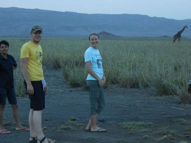 Lake Natron Wildlife